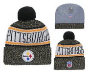 Wholesale Cheap Pittsburgh Steelers Beanies Hat YD 18-09-19-01