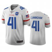 Wholesale Cheap Houston Texans #41 Zach Cunningham White Vapor Limited City Edition NFL Jersey