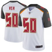 Wholesale Cheap Nike Buccaneers #50 Vita Vea White Youth Stitched NFL Vapor Untouchable Limited Jersey