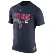 Wholesale Cheap Boston Red Sox Nike 2016 AC Legend Team Issue 1.6 T-Shirt Navy