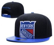 Wholesale Cheap NHL New York Rangers Stitched Snapback Hats 004