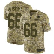 Wholesale Cheap Nike Packers #66 Ray Nitschke Camo Men's Stitched NFL Limited 2018 Salute To Service Jersey