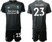 Wholesale Cheap Liverpool #23 Shaqiri Third Soccer Club Jersey
