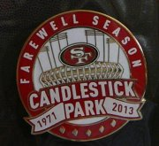 Wholesale Cheap Stitched NFL San Francisco 49ers 1971-2013 Jersey Patch