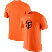 Wholesale Cheap San Francisco Giants Nike Batting Practice Logo Legend Performance T-Shirt Orange