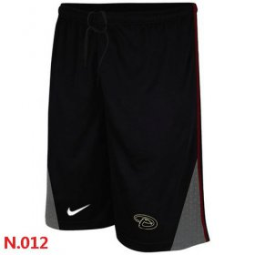 Wholesale Cheap Nike MLB Arizona Diamondbacks Performance Training Shorts Black