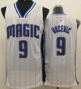 Wholesale Cheap Orlando Magic #9 Nikola Vucevic White Swingman Jersey