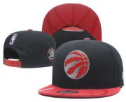 Wholesale Cheap Toronto Raptors Snapback Ajustable Cap Hat YD