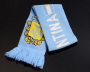 Wholesale Cheap Argentina Soccer Football Scarf Blue