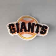 Wholesale Cheap Stitched MLB San Francisco Giants Team Logo Jersey Sleeve Patch