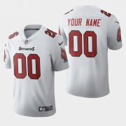 Wholesale Cheap Tampa Bay Buccaneers Custom White Men's Nike 2020 Vapor Limited NFL Jersey