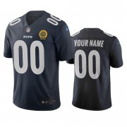 Wholesale Cheap New York Giants Custom Navy Vapor Limited City Edition NFL Jersey