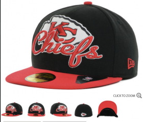 Wholesale Cheap Kansas City Chiefs fitted hats 07