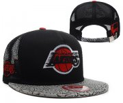 Wholesale Cheap NBA Los Angeles Lakers Snapback Ajustable Cap Hat XDF 022