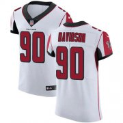 Wholesale Cheap Nike Falcons #90 Marlon Davidson White Men's Stitched NFL New Elite Jersey
