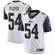 Wholesale Cheap Nike Rams #54 Leonard Floyd White Men's Stitched NFL Vapor Untouchable Limited Jersey