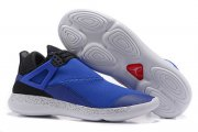 Wholesale Cheap JORDAN FLY 89 Running Shoes Blue/Black-White