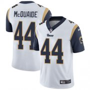 Wholesale Cheap Nike Rams #44 Jacob McQuaide White Men's Stitched NFL Vapor Untouchable Limited Jersey