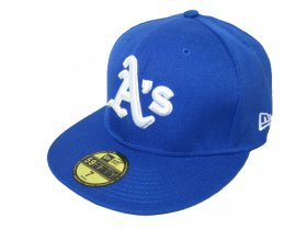 Wholesale Cheap Oakland Athletics fitted hats 01