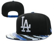 Wholesale Cheap MLB Los Angeles Dogers Snapback Ajustable Cap Hat 13
