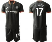 Wholesale Cheap Chelsea #17 Kovacic Third Soccer Club Jersey