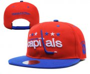 Wholesale Cheap Washington Capitals Snapbacks YD001
