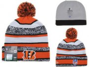 Wholesale Cheap Cincinnati Bengals Beanies YD003