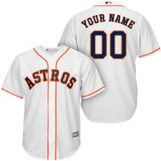 Wholesale Cheap Houston Astros Majestic Cool Base Custom Jersey White