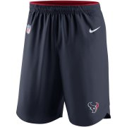 Wholesale Cheap Houston Texans Nike Sideline Vapor Performance Shorts Navy