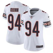 Wholesale Cheap Nike Bears #94 Robert Quinn White Women's Stitched NFL Vapor Untouchable Limited Jersey