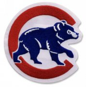 Wholesale Cheap Stitched MLB Chicago Cubs Walking Bear Sleeve Patch