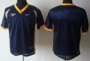 Wholesale Cheap California Golden Bears Blank Navy Blue Jersey