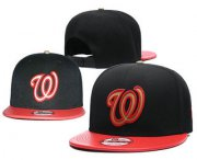 Wholesale Cheap Washington Nationals Snapback Ajustable Cap Hat 10