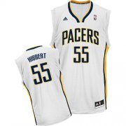 Wholesale Cheap Indiana Pacers #55 Roy Hibbert White Swingman Jersey