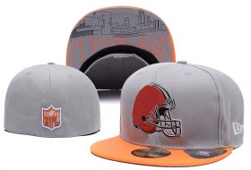 Wholesale Cheap Browns fitted hats1