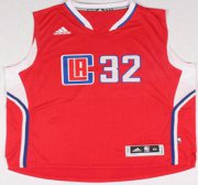 Wholesale Cheap Los Angeles Clippers #32 Blake Griffin Revolution 30 Swingman 2015 New Red Jersey
