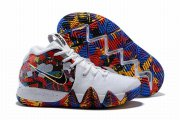 Wholesale Cheap Nike Kyire 4 NCAA Colorful White