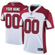 Wholesale Cheap Nike Arizona Cardinals Customized White Stitched Vapor Untouchable Limited Youth NFL Jersey