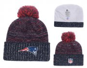 Wholesale Cheap NFL New England Patriots Logo Stitched Knit Beanies 016