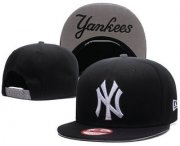 Wholesale Cheap New York Yankees Snapback Ajustable Cap Hat GS 1