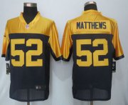 Wholesale Nike Packers #52 Clay Matthews Navy Blue Alternate Men's Stitched NFL New Limited Jersey