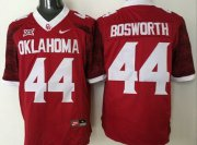Wholesale Cheap Men's Oklahoma Sooners #44 Brian Bosworth Red 2016 College Football Nike Limited Jersey