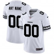 Wholesale Cheap Las Vegas Raiders Custom Nike White Team Logo Vapor Limited NFL Jersey