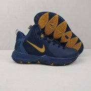 Wholesale Cheap Nike Kyire 5 Drak Blue Gold