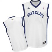 Wholesale Cheap Memphis Grizzlies Blank White Swingman Jersey