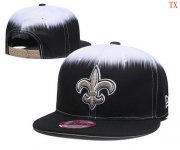 Wholesale Cheap New Orleans Saints TX Hat 5