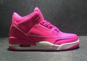 Wholesale Cheap Women's Air Jordan 5 Retro Shoes Pink/White