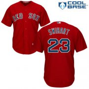 Wholesale Cheap Red Sox #23 Blake Swihart Red Cool Base Stitched Youth MLB Jersey
