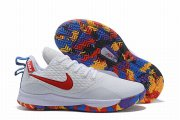 Wholesale Cheap Nike Lebron James Witness 3 Shoes White Colorful