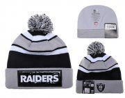 Wholesale Cheap Oakland Raiders Beanies YD011